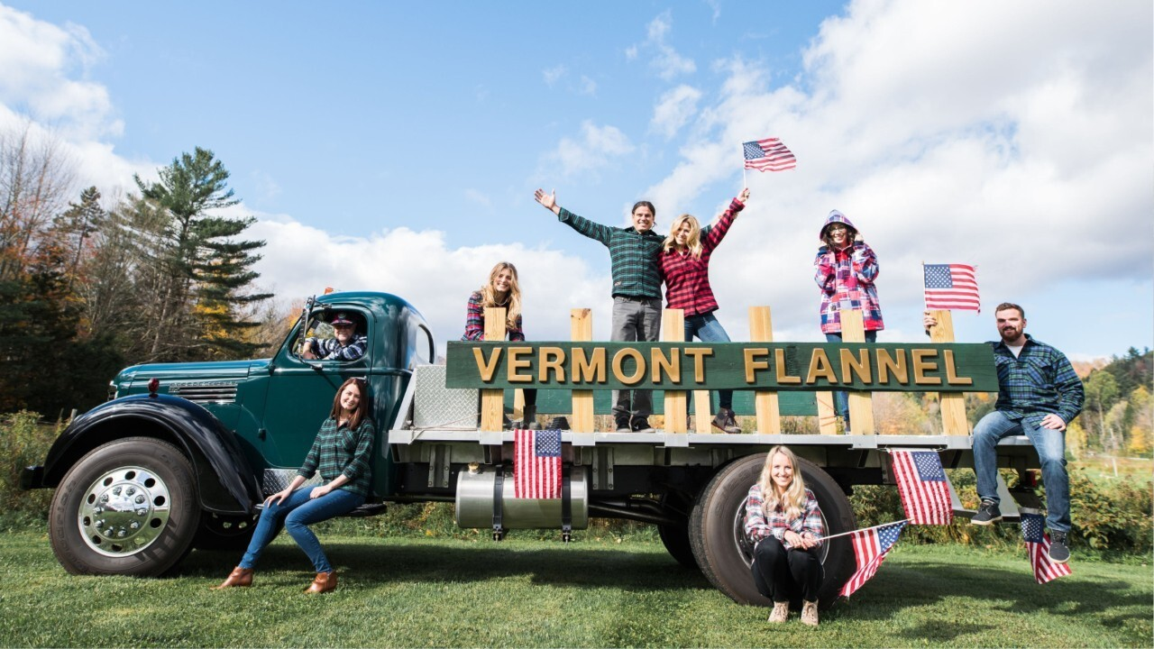 Vermont Flannel Co. finds success as people seek comfort amid COVID-19
