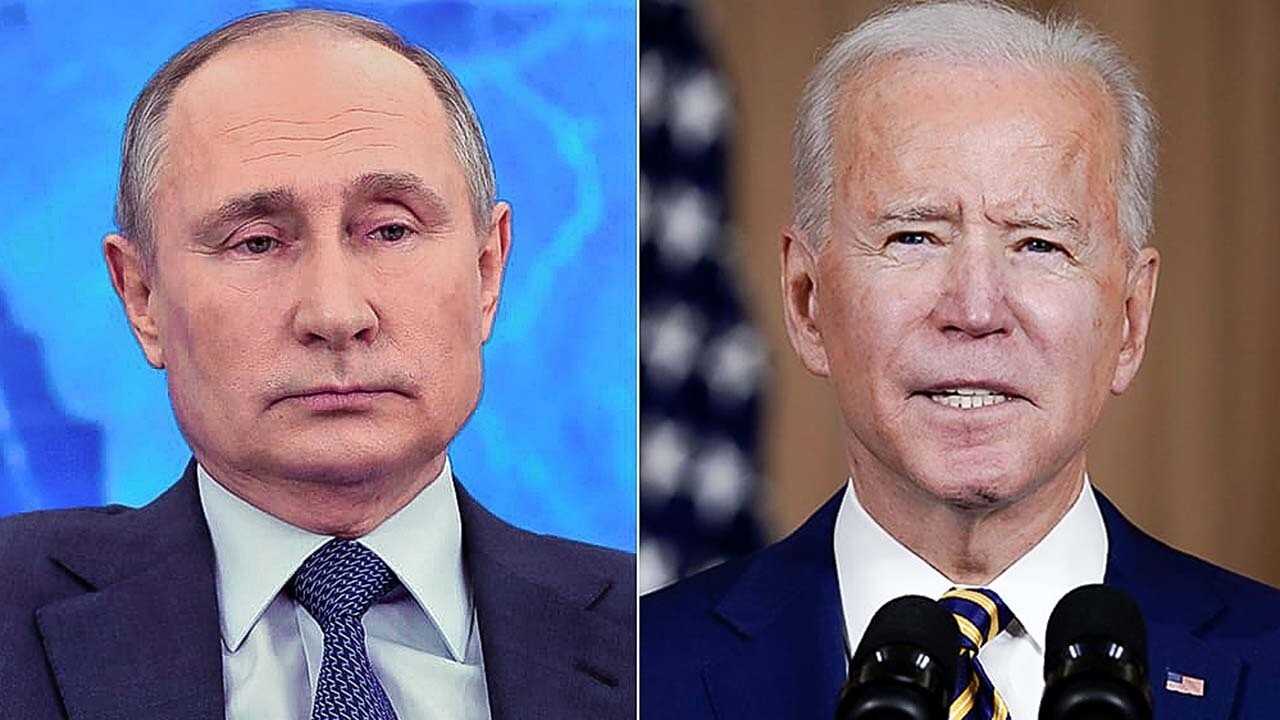 Biden doesn't have 'the punch' to go up against Putin: Bill Bennett
