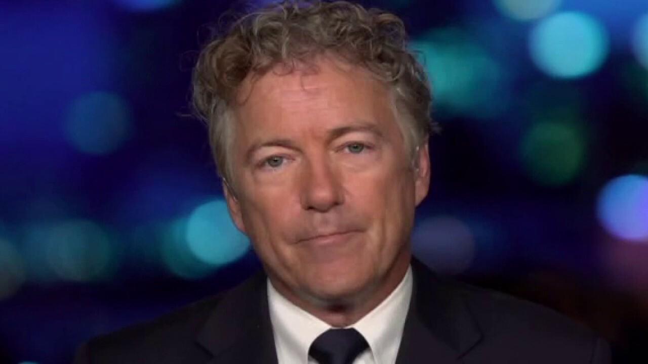 Rand Paul slams Fauci for lying dozens of times