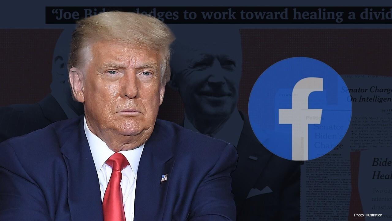 Fallout over Facebook's Trump ban