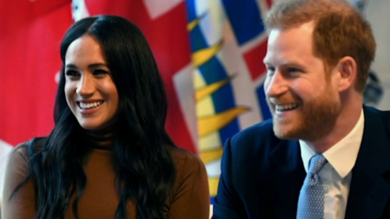 Sussexes Harry, Meghan receive award for small family normalization