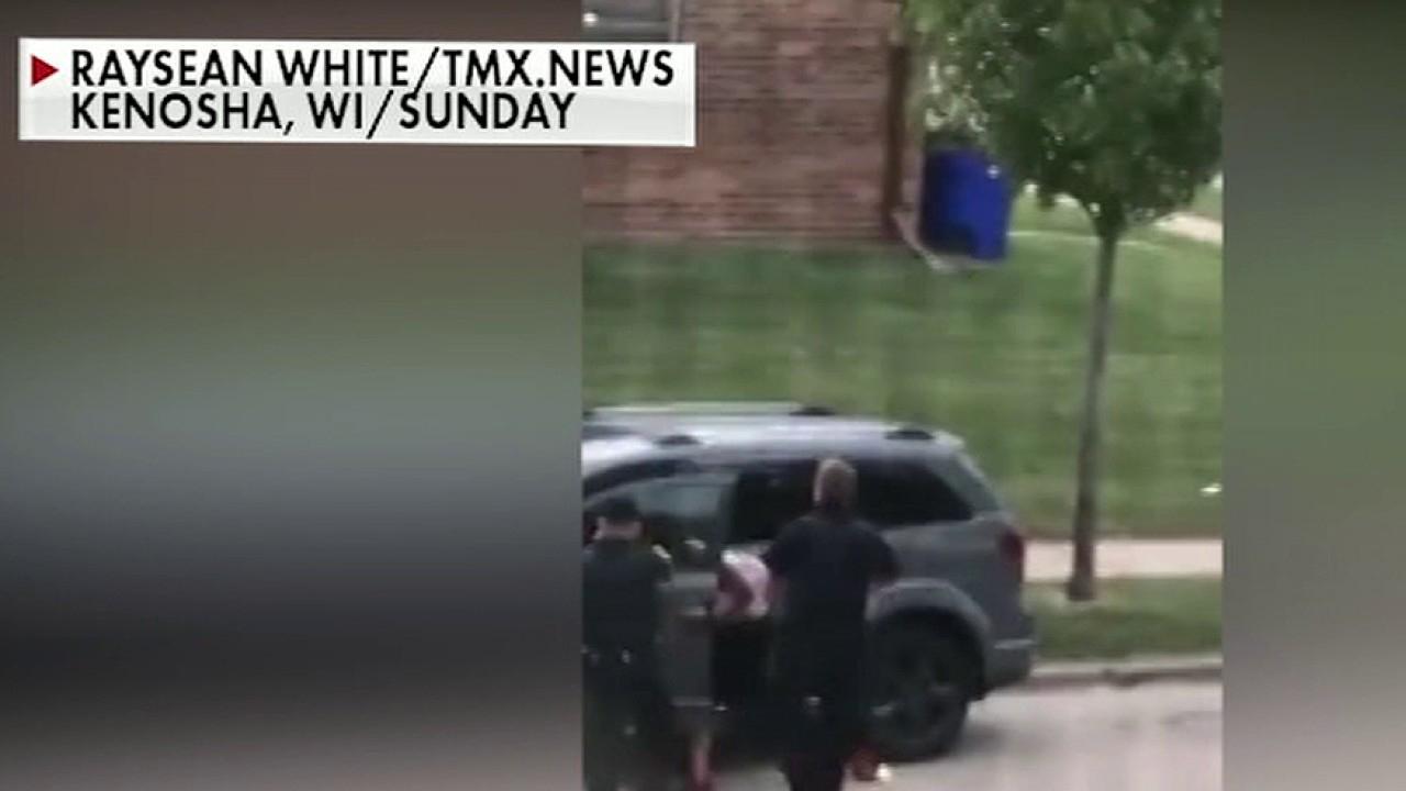 Kenosha, Wisconsin protests turn violent after police shoot Black man several times