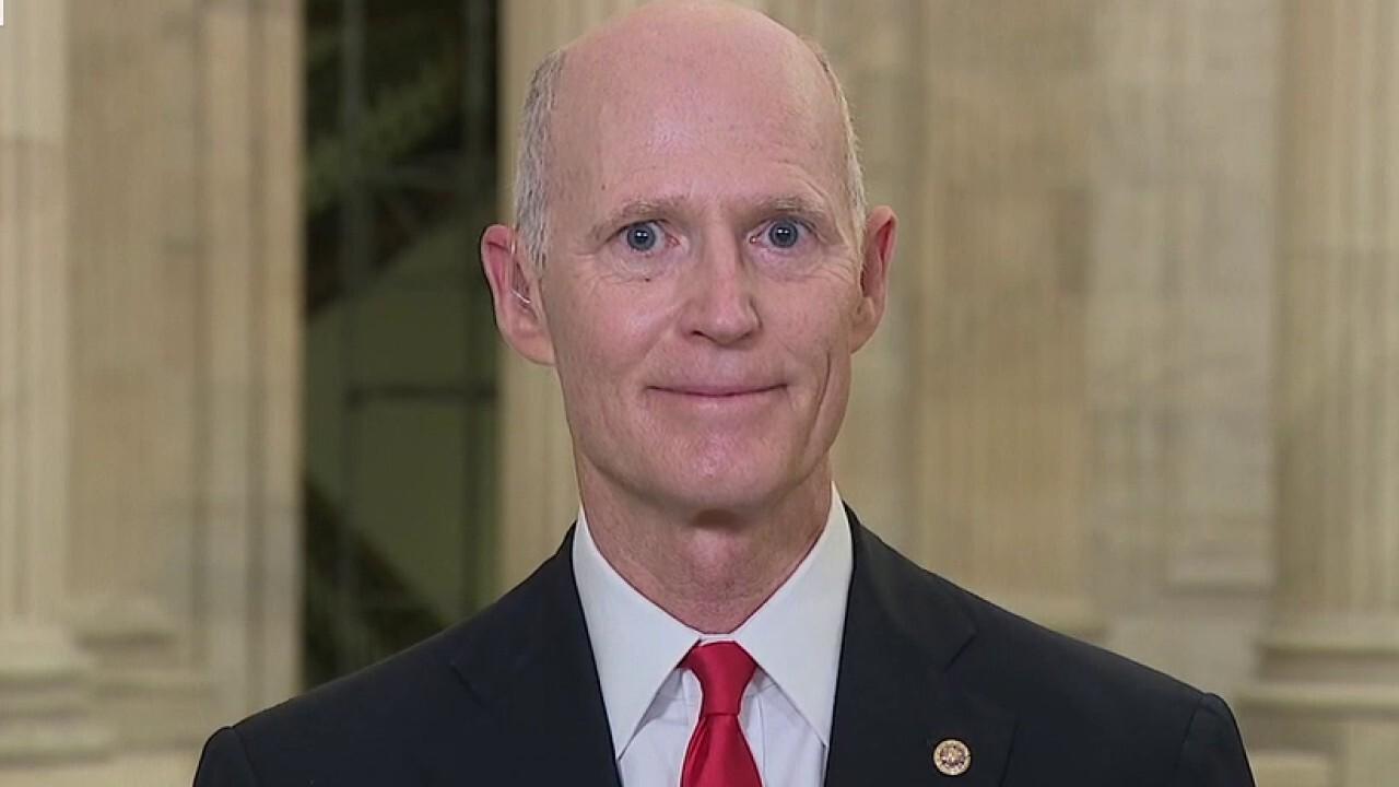 Rick Scott says Georgia will reject Democratic senators: 'Americans don't want socialism'