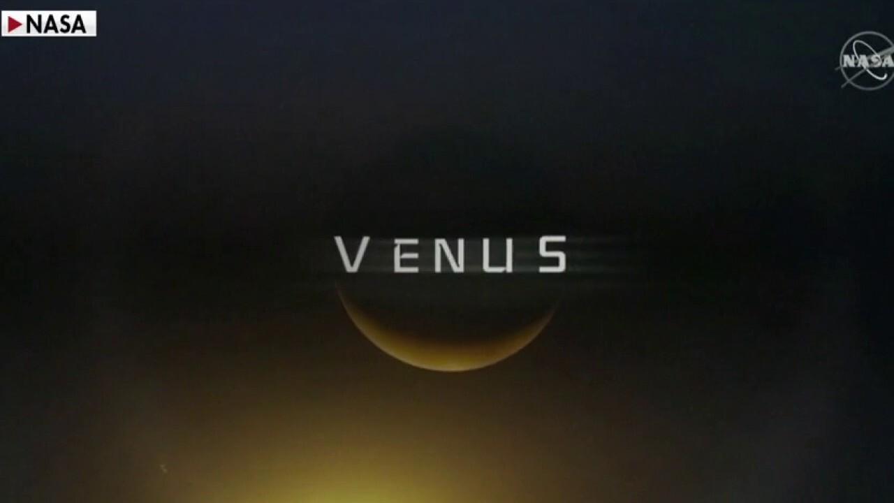 NASA plans two missions to Venus