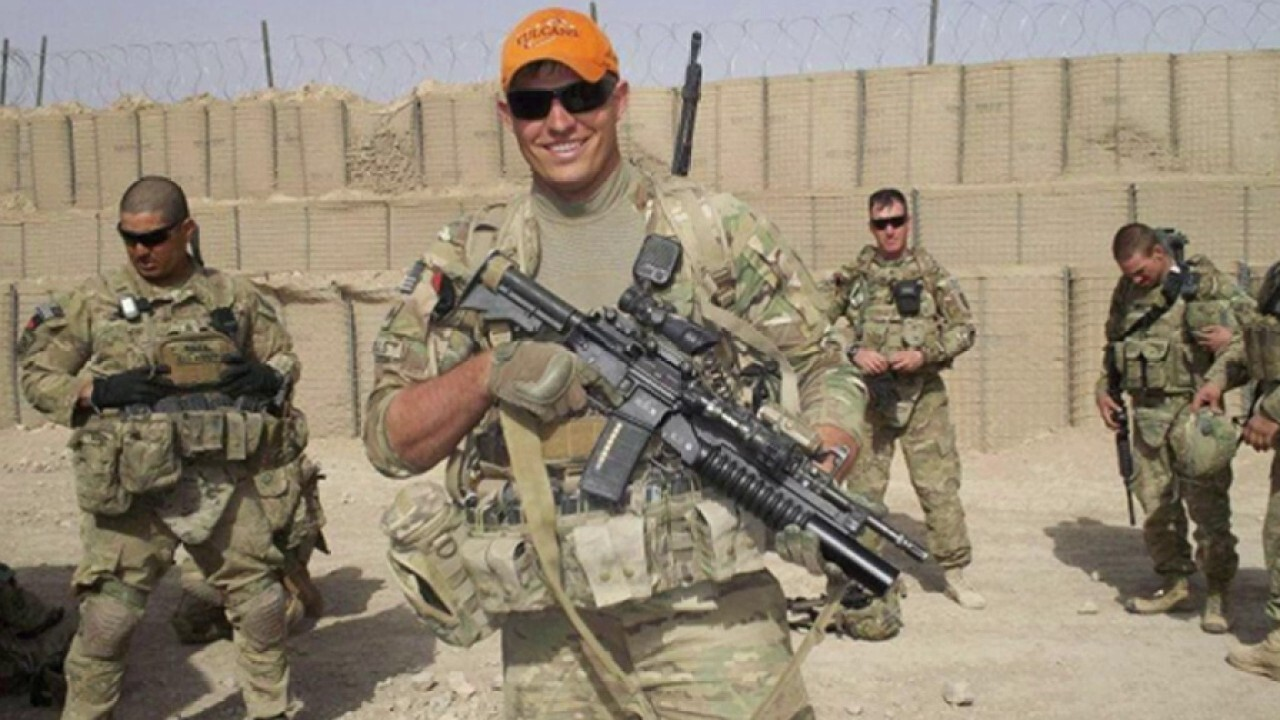 Staff Sgt. Travis Mills says Maine's coronavirus lockdown is putting his business in jeopardy