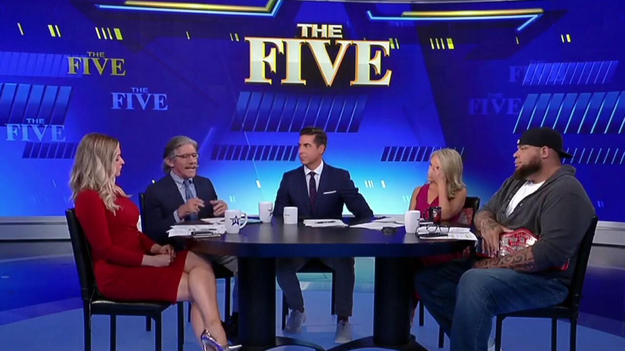 'The Five' slam Biden's Afghanistan debacle on eve of 9/11