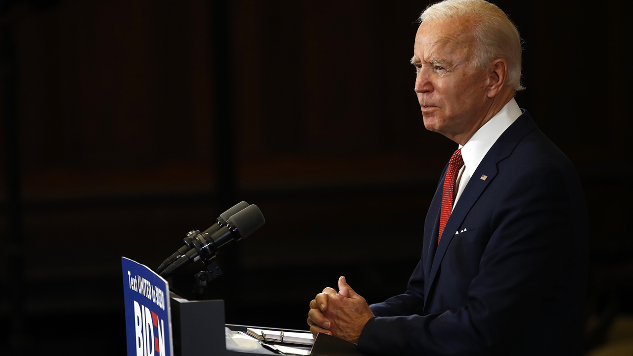 .Biden slams Trump's handling of protests, says he needs to actually read bible and U.S Constitution