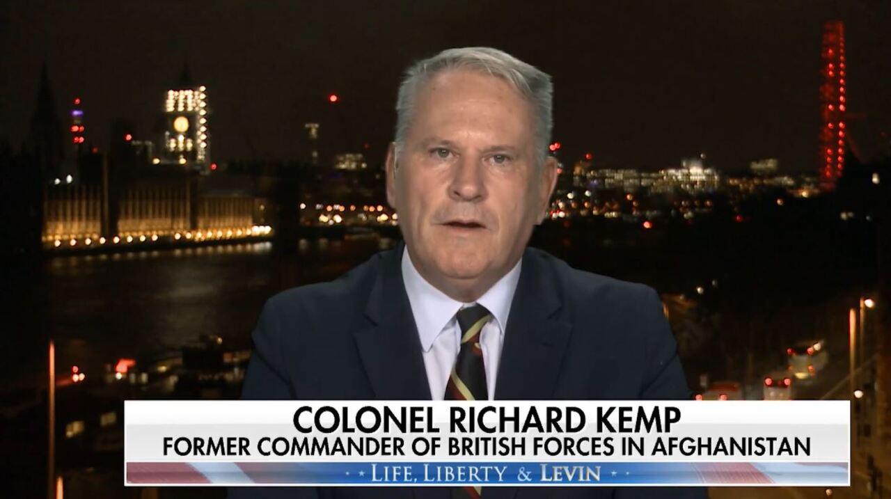 Former UK commander in Afghanistan calls for Biden court-martial
