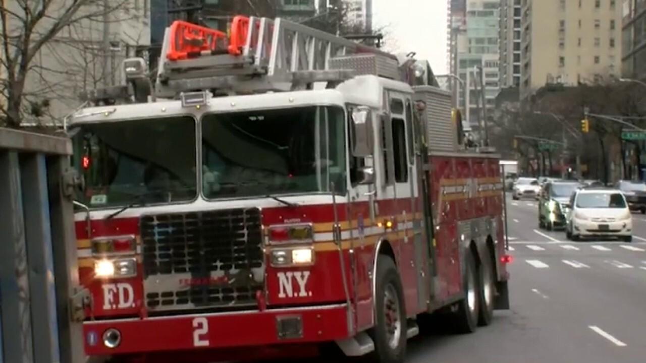 NYPD, FDNY members test positive for coronavirus