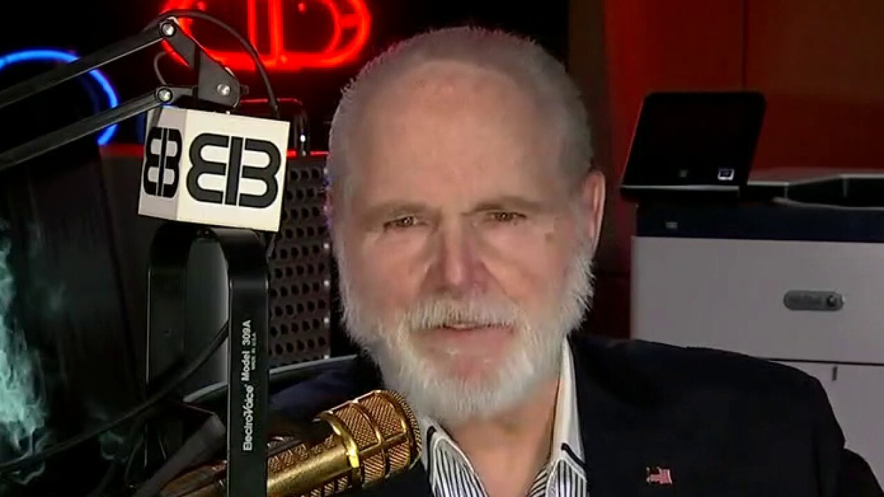 Rush Limbaugh: Left doesn't like this country, would rip Constitution to shreds