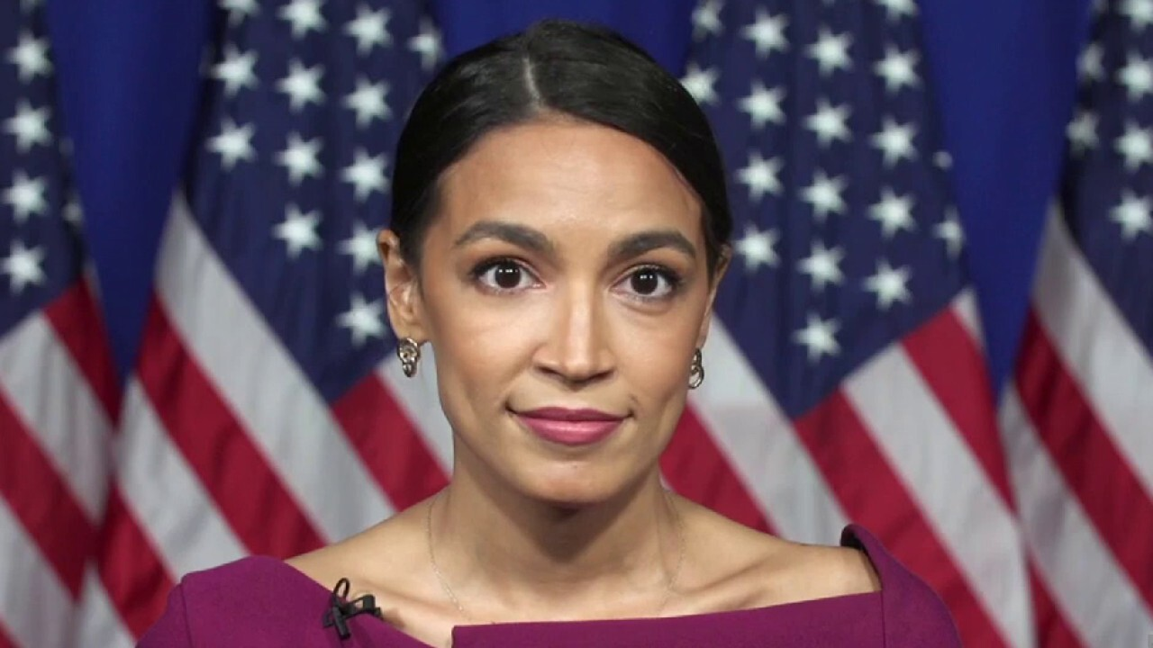 AOC seconds the nomination of Bernie Sanders for president