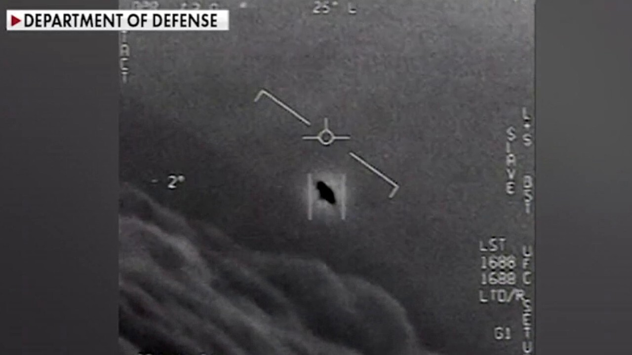 Leaked Pentagon reports discuss UFOs using 'non-human technology'