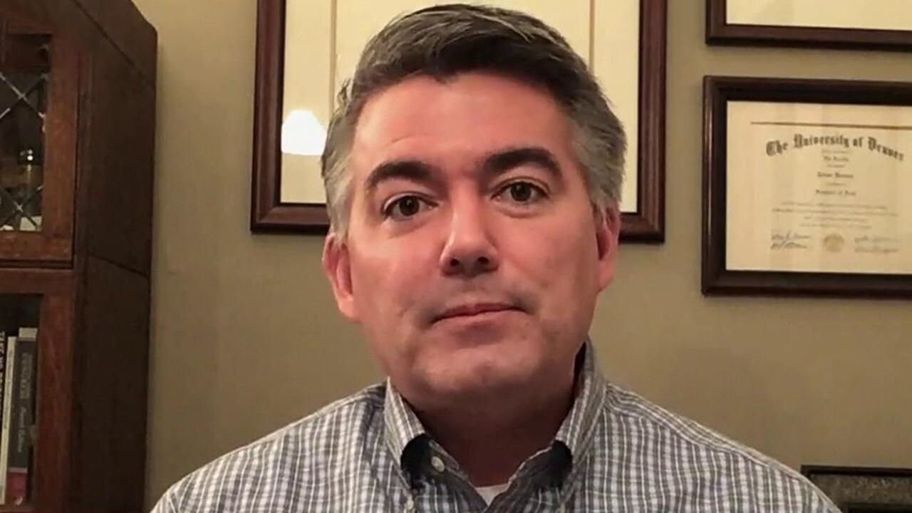Sen. Gardner reacts to Democrat pushback on Trump defunding WHO