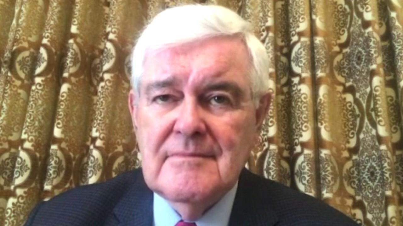 Newt Gingrich on China defending its coronavirus response, new op-ed on voter fraud