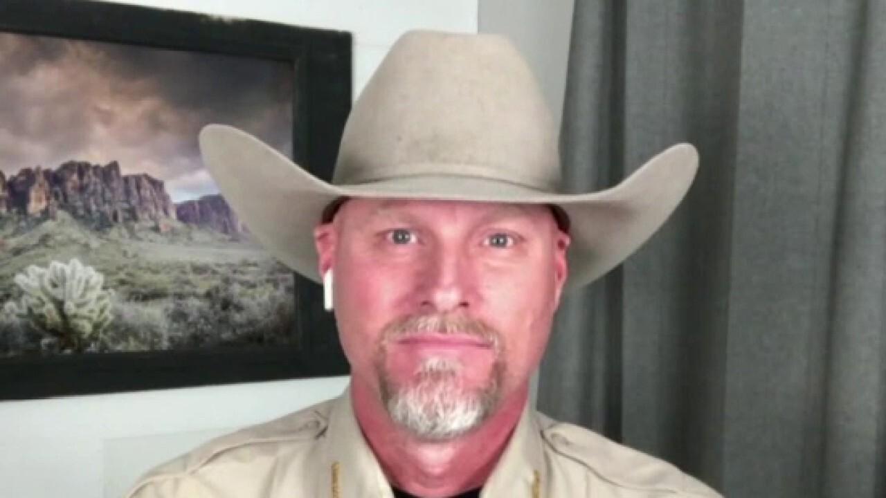 Arizona sheriff: Border crisis is worse than the Obama years