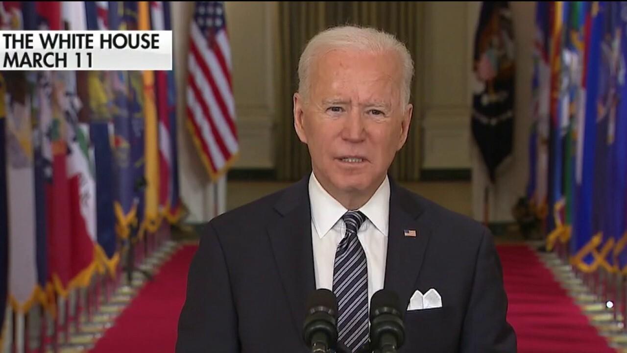 Press lauds Biden anti-poverty spending