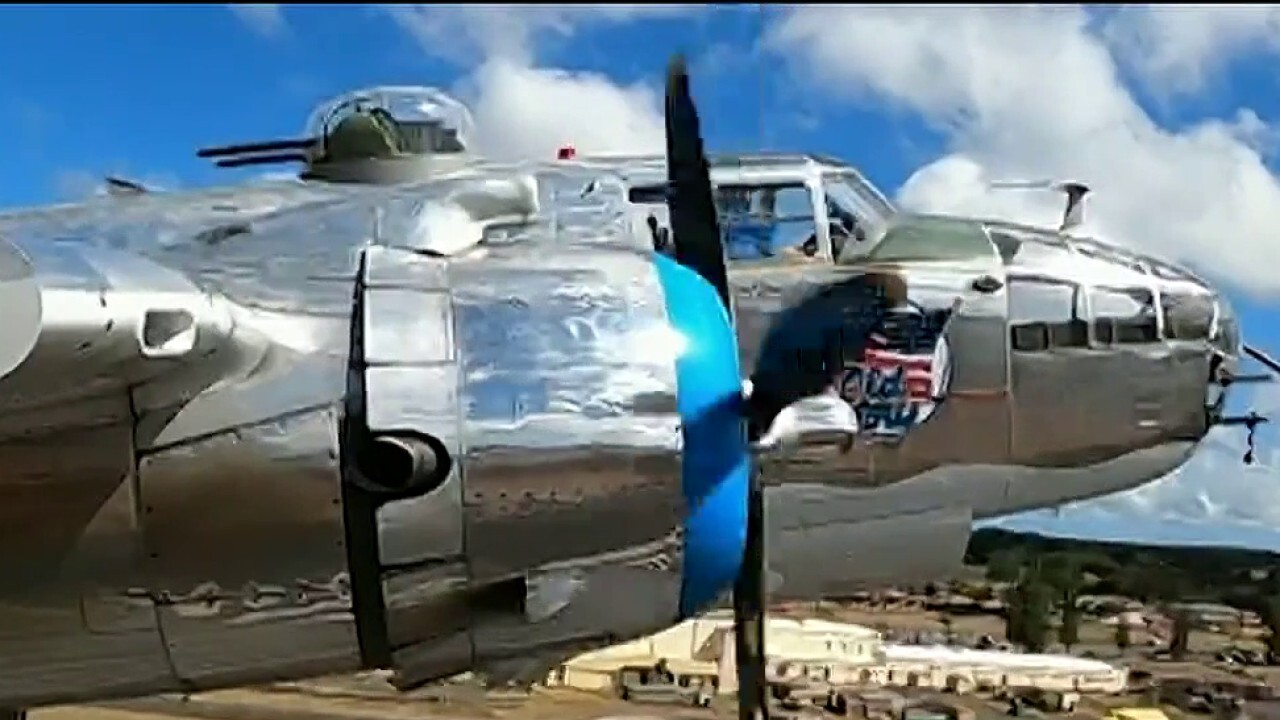 WWII Warbirds to fly over Pearl Harbor honoring 75 years since end of war