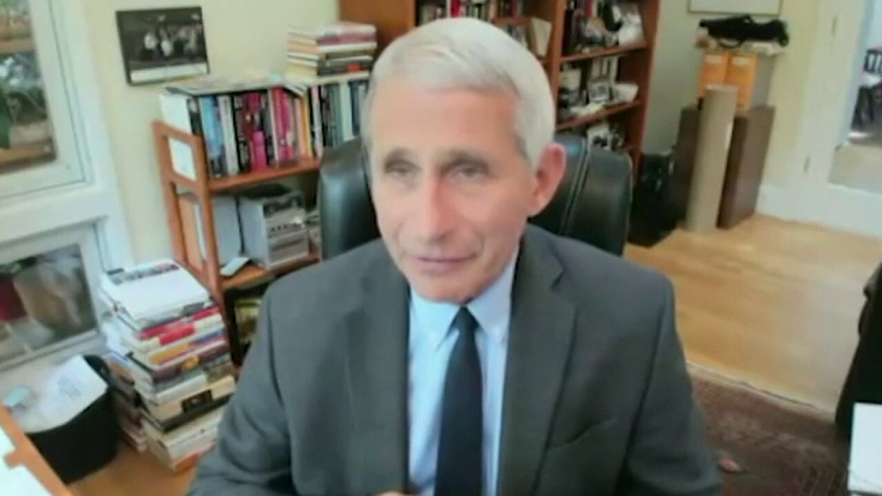Dr. Anthony Fauci warns of possible future coronavirus spikes and outbreaks if cities and states reopen too soon
