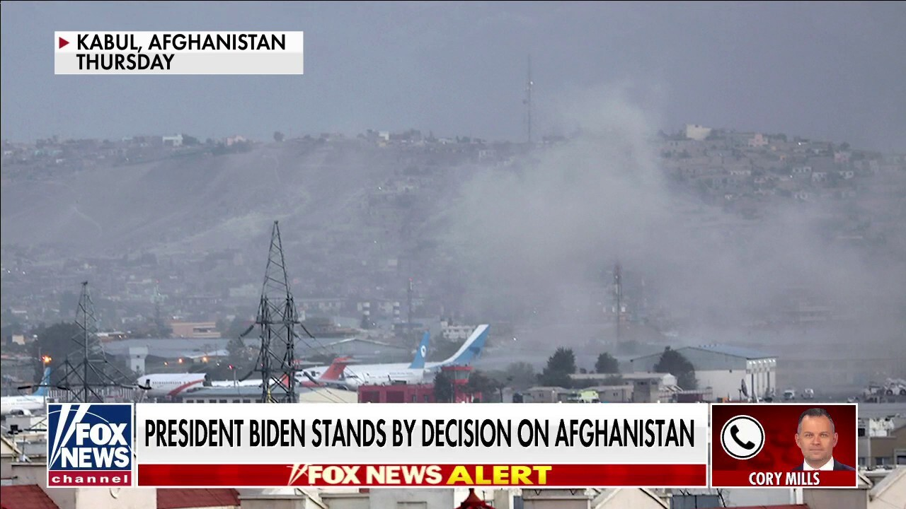Kabul disaster was preventable, US Army combat vet says