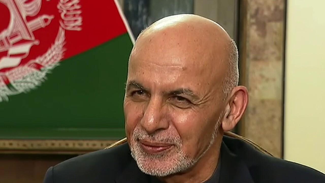 Ταλιμπάν, Αφγανική κυβέρνηση που πραγματοποιήθηκε κλήση Skype για αποφυλακίσεις κρατουμένων, αξιωματούχοι λένε