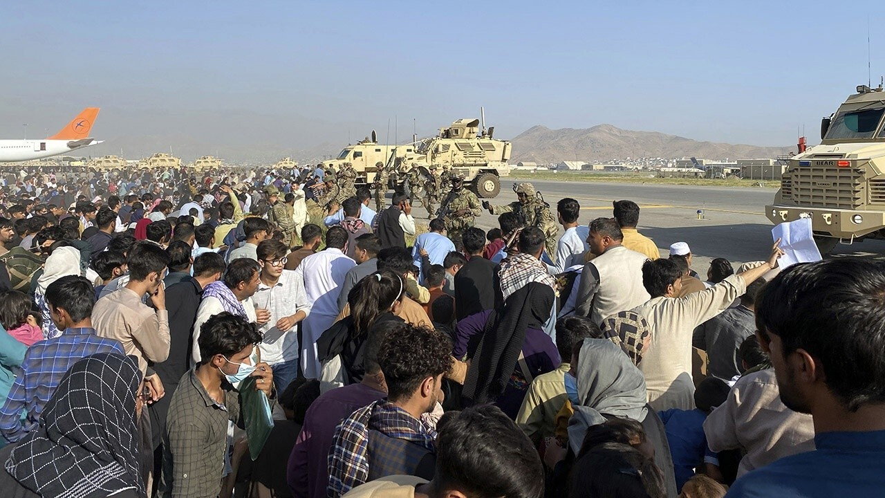 FBI questions veterans helping with Afghan evacuations