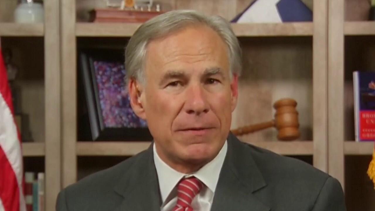 Gov. Abbott rips Texas House Dems for 'hypocrisy'