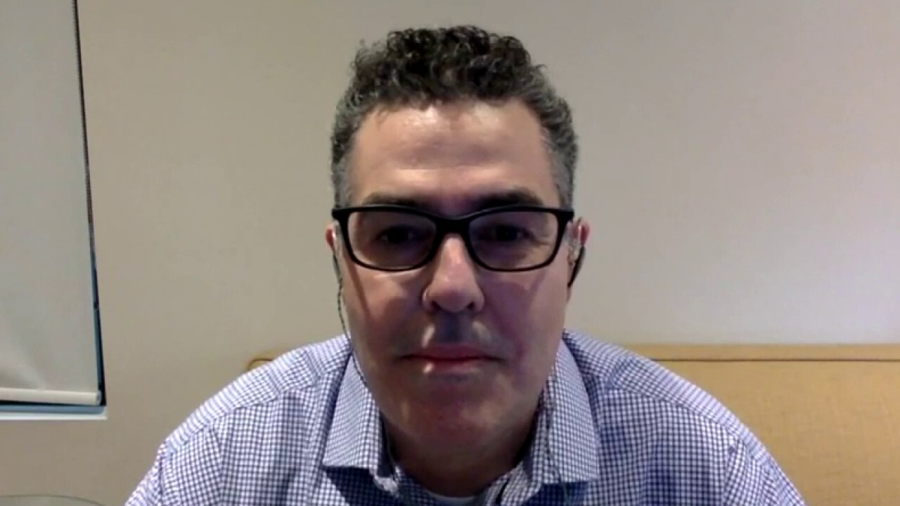 Adam Carolla's jailhouse wisdom on self-isolation and social distancing during COVID-19 crisis