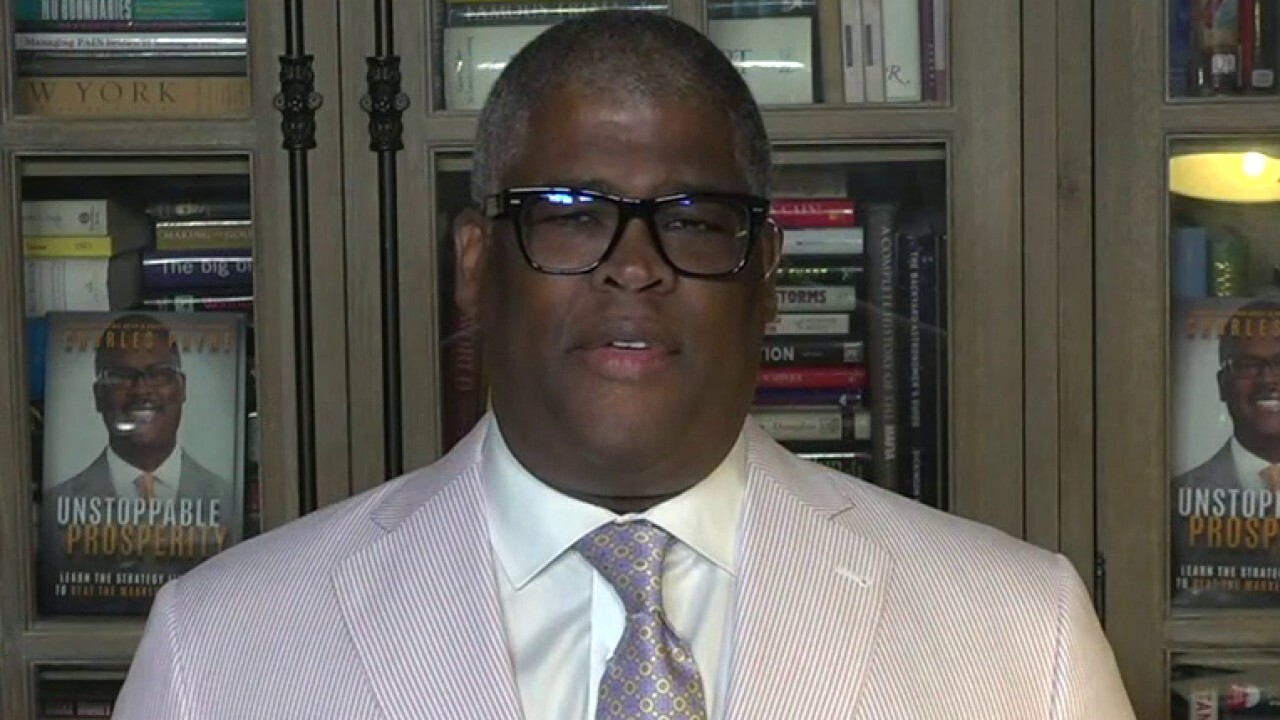 Manufacturing in America has 'reignited': Charles Payne