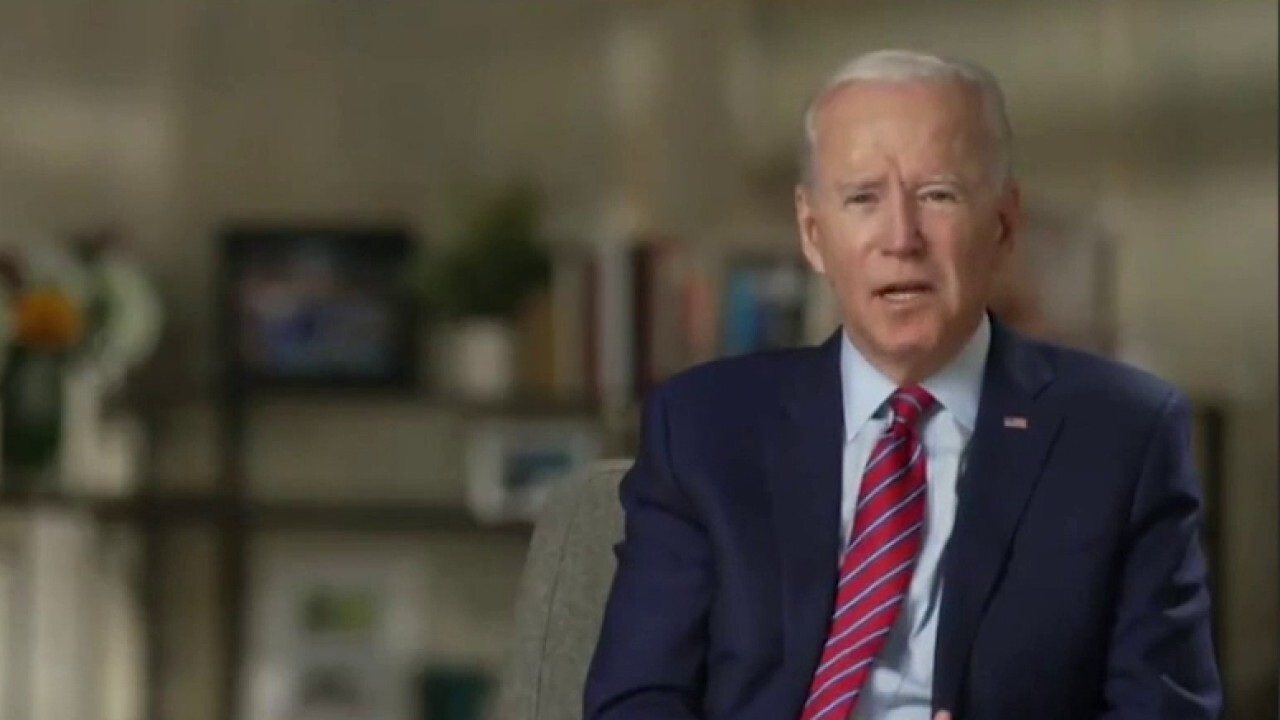 Biden proposes commission on Supreme Court reform