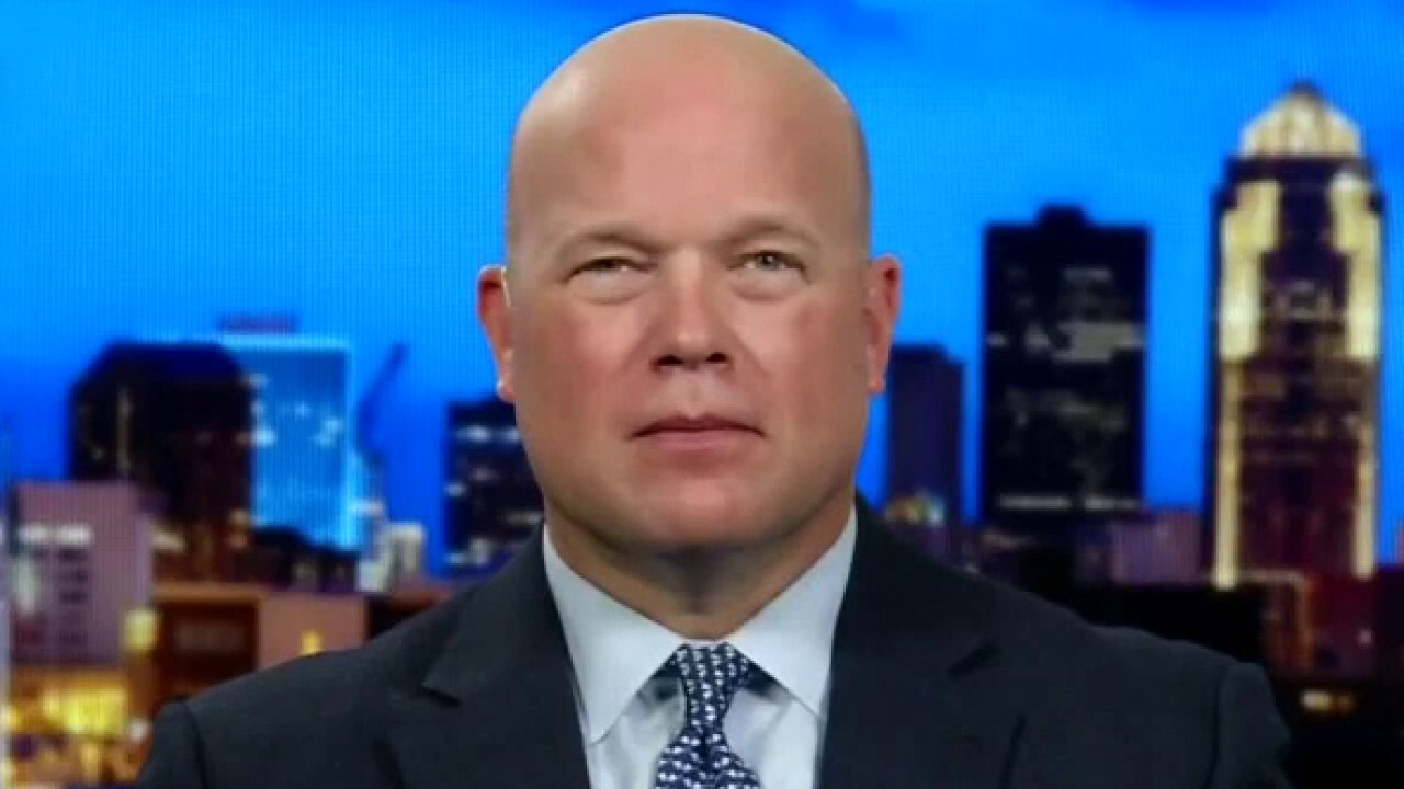 Whitaker reacts to Bill de Blasio saying NYC depends on federal funding, calls it 'concerning'