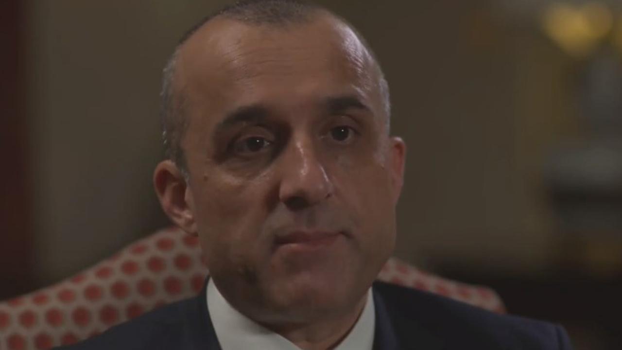 VP of Afghanistan on threat of radical Islam