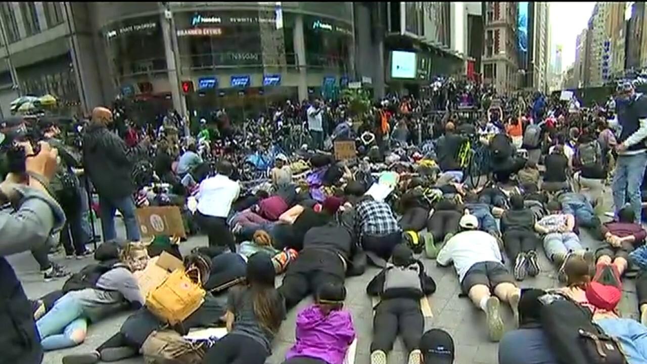 NY Gov. Cuomo, NYC Mayor de Blasio announce citywide curfew ahead of more protests