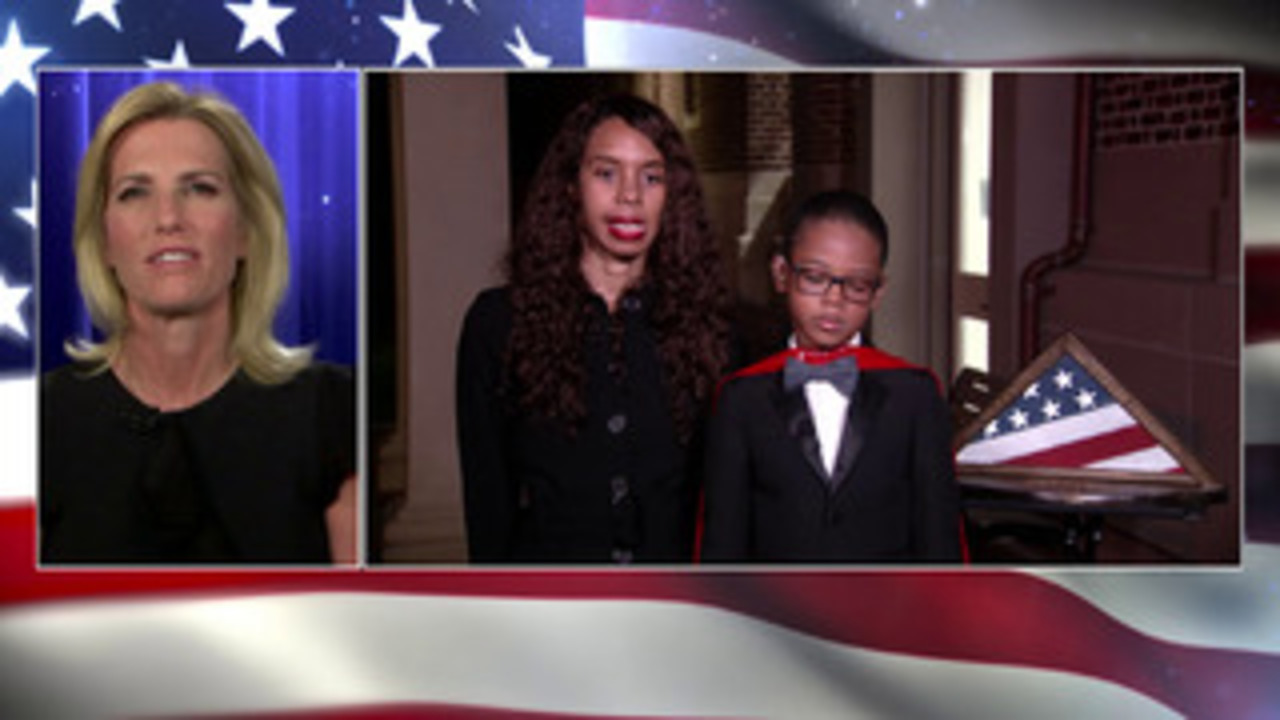 Patriot Awards 2020: Tyler Stallings receives 'Young Patriot' award