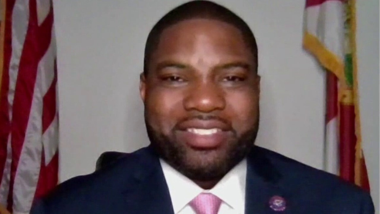Rep. Byron Donalds pushes back on claims Florida election law is voter suppression