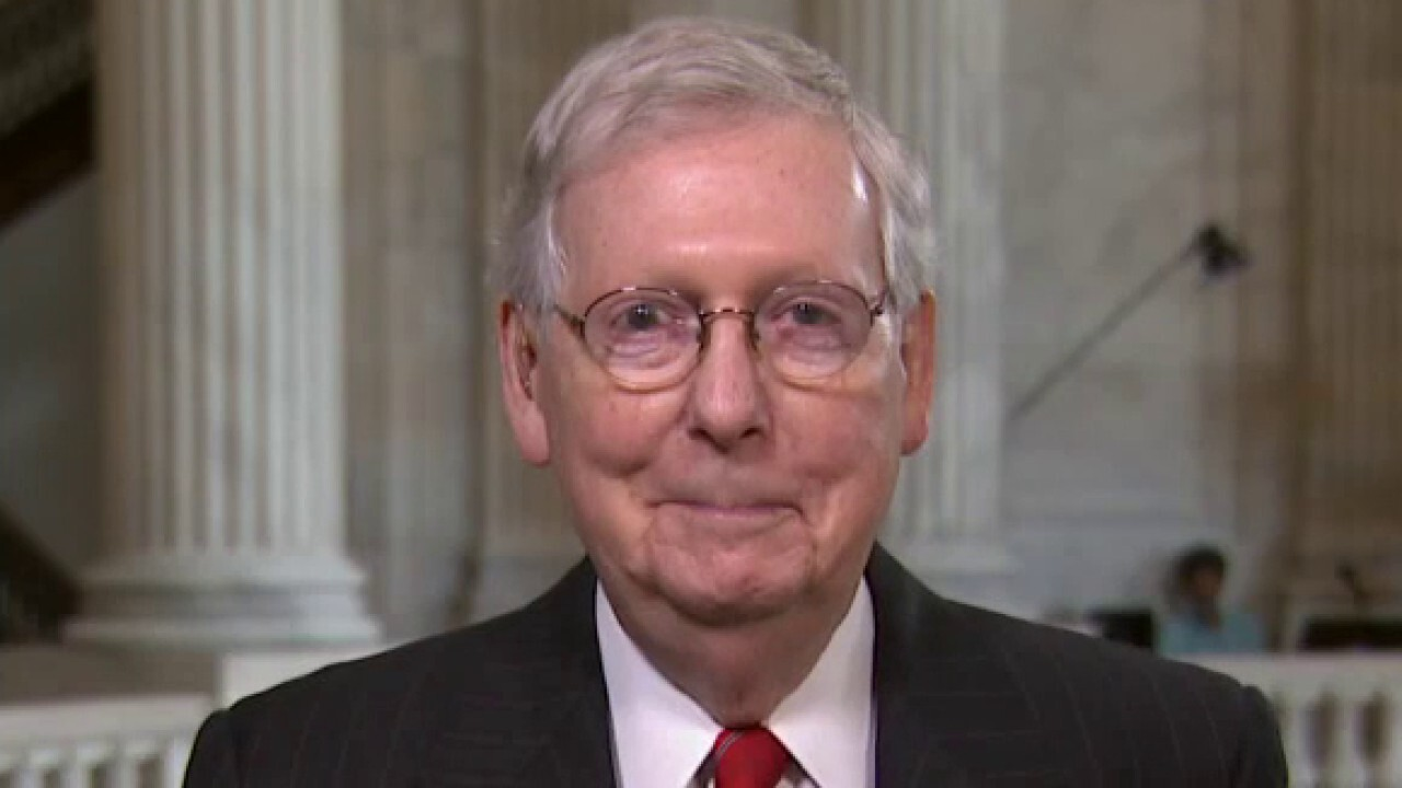 Sen. McConnell: To avoid another economic shutdown we need to take measures, wear a mask