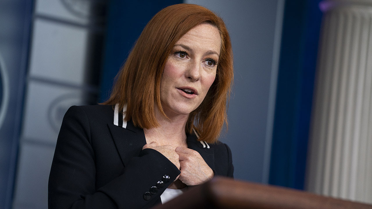 White House press secretary Jen Psaki holds briefing amid Ida recovery efforts, impending Afghanistan deadline