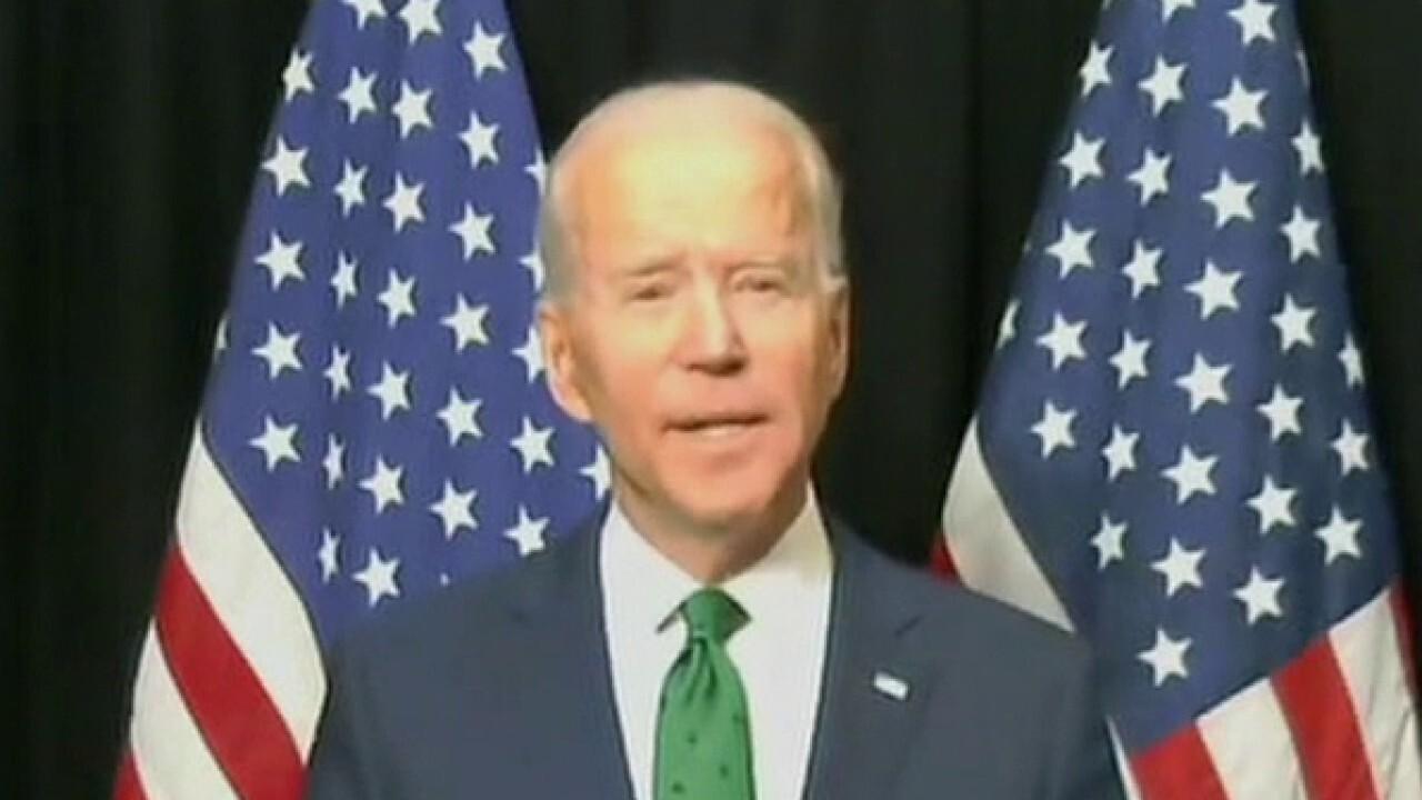 Joe Biden attempts to win over Bernie Sanders supporters