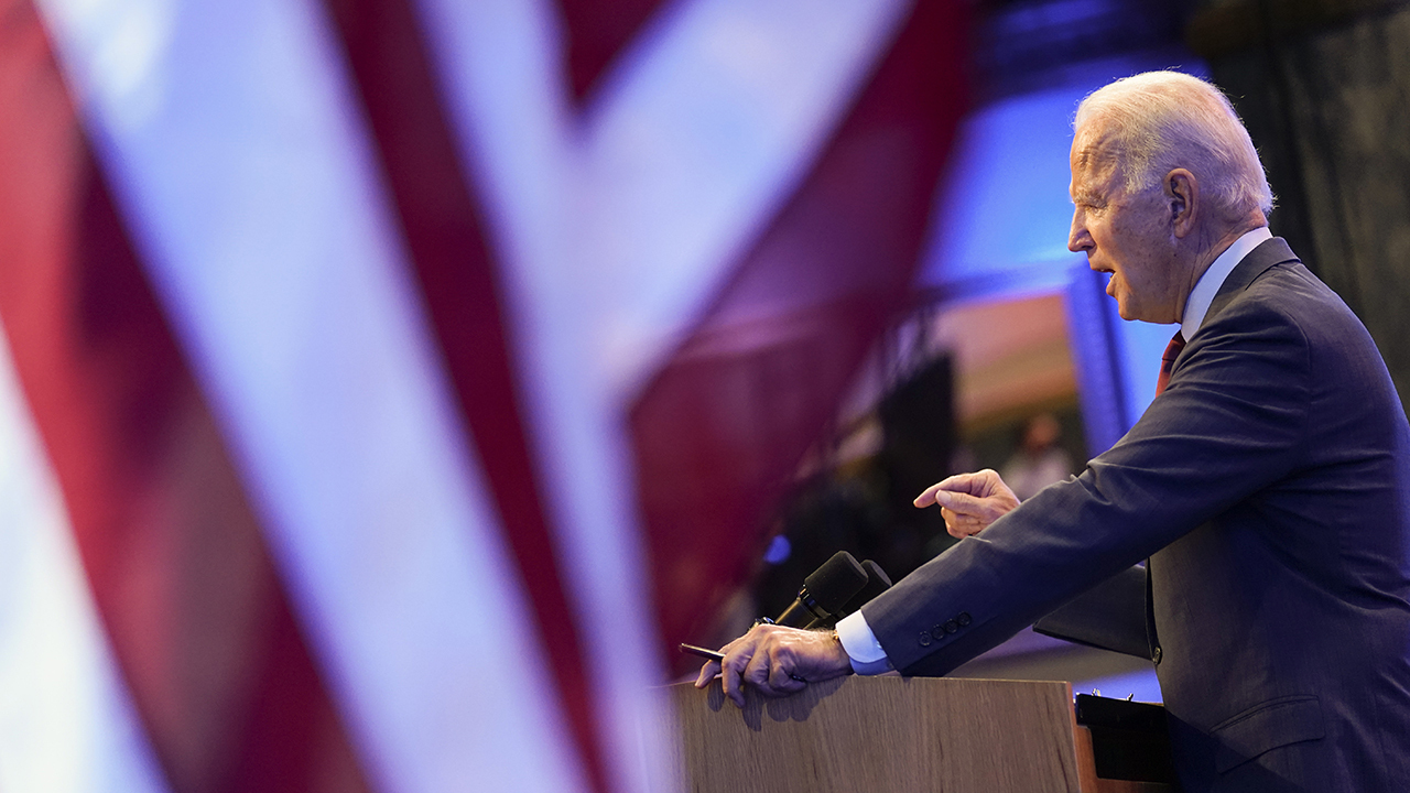 Joe Biden has gotten softer coverage on networks than Hillary Clinton: study - fox
