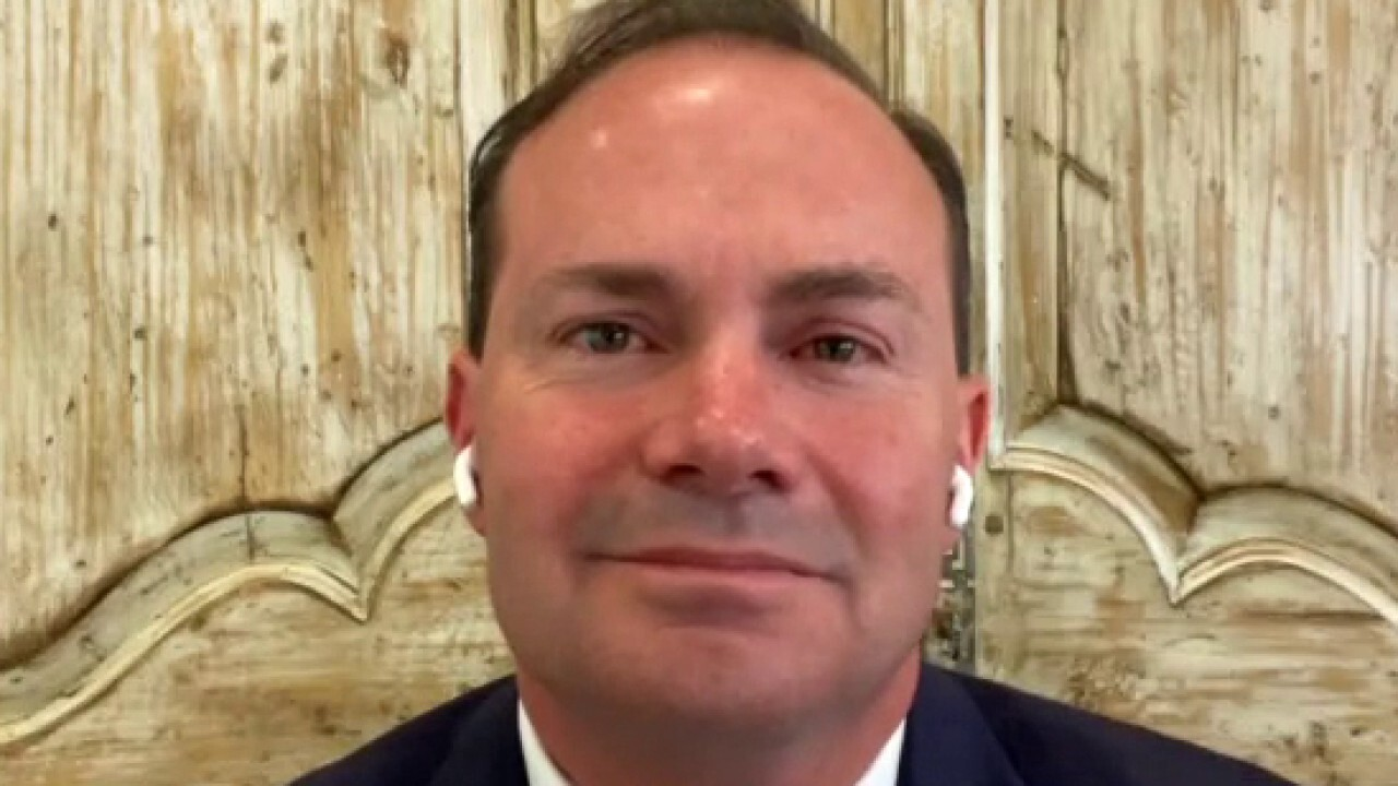Critical race theory 'weaponizes' diversity: Sen. Mike Lee