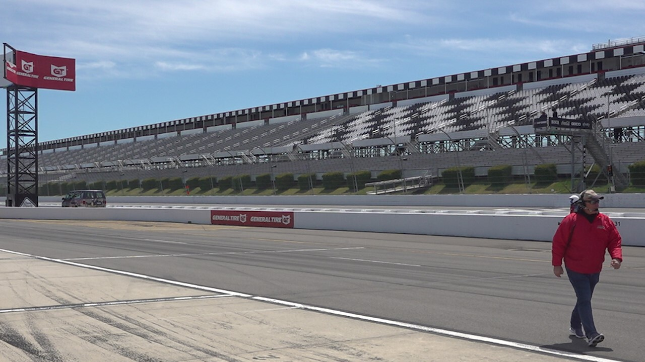 NASCAR gearing up for full capacity crowds