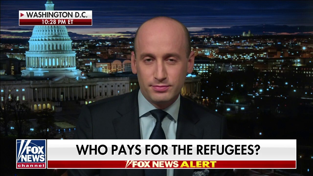Stephen Miller: We can no longer vet Afghan refugees coming to the United States