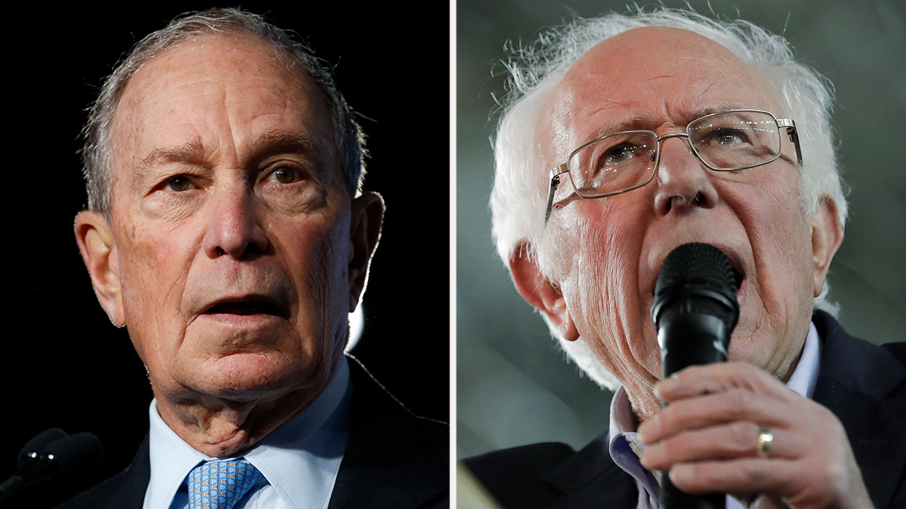 False accusations against Bloomberg