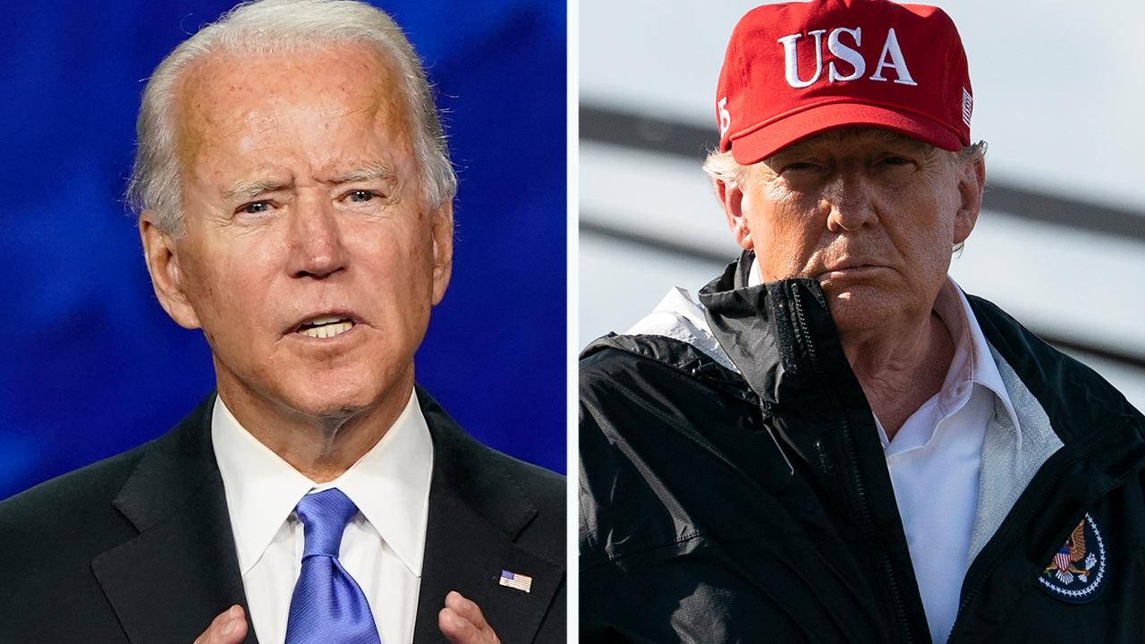 Joe Biden blames Trump for violence in Democrat-run cities