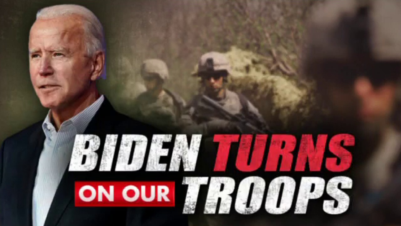 Breaking down Biden's plan to purge military of conservatives