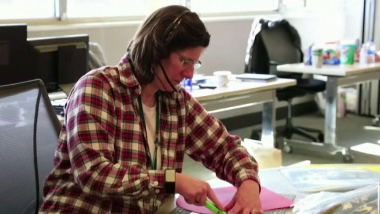 Washington state hospital launches '100 million mask challenge' to fight supply shortage