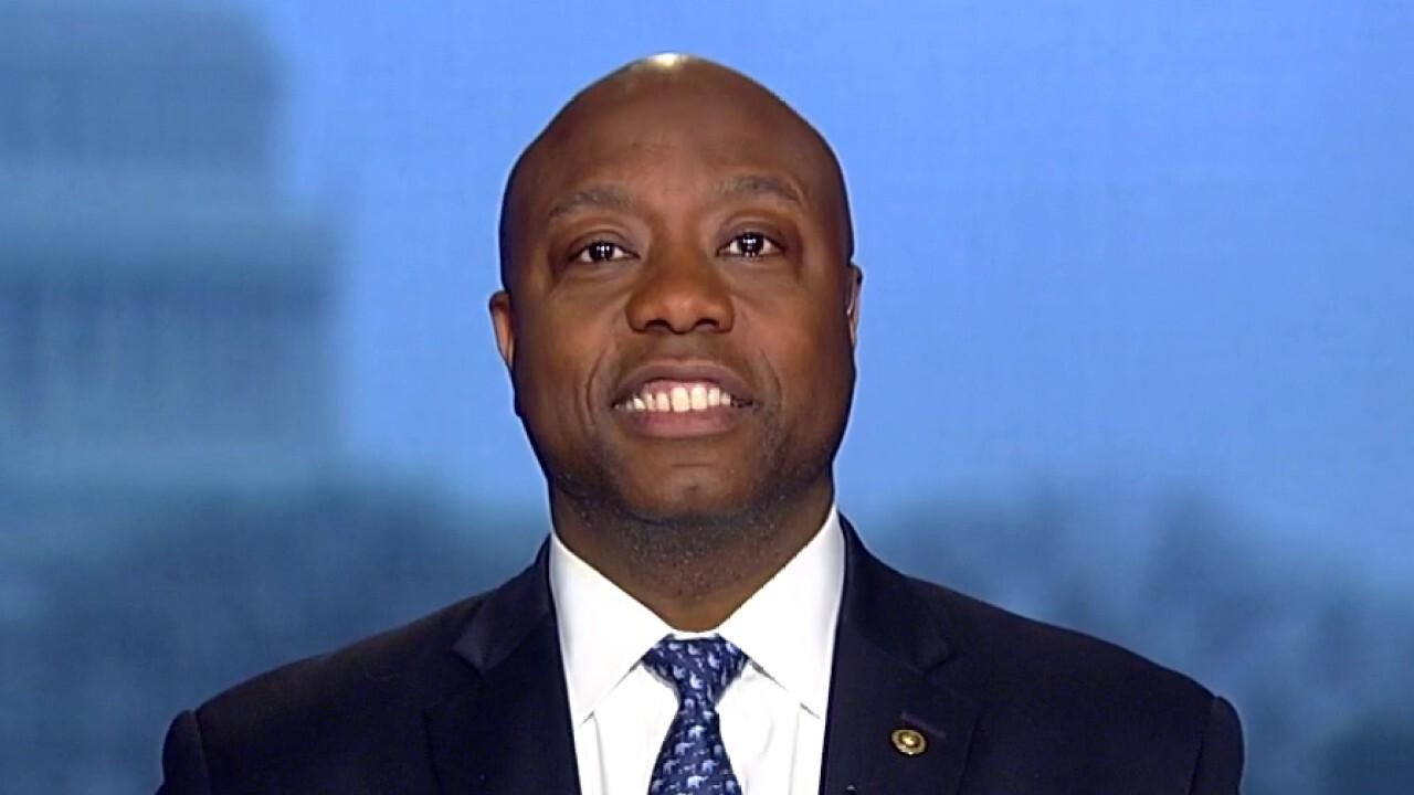 Sen. Scott: South Carolina debate is make or break for entire Democrat field