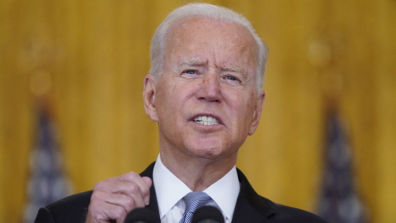 'American Sniper' wife: Biden took credit for the successes on the ground  in Afghanistan