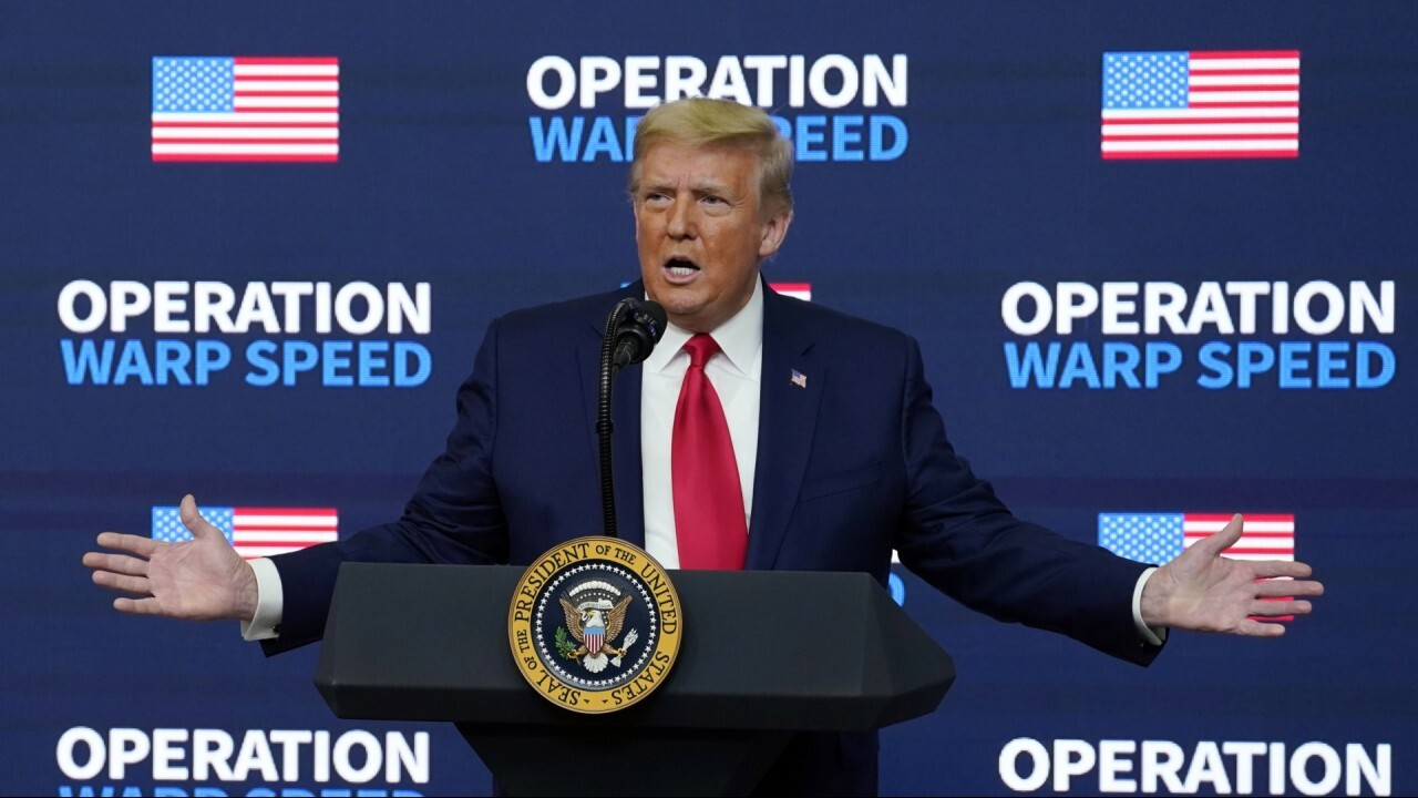 Trump reacts to Biden's first press conference, crisis at border