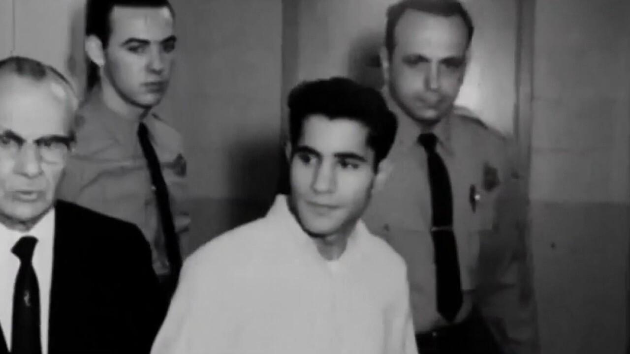 RFK's assassin, Sirhan Sirhan, granted parole