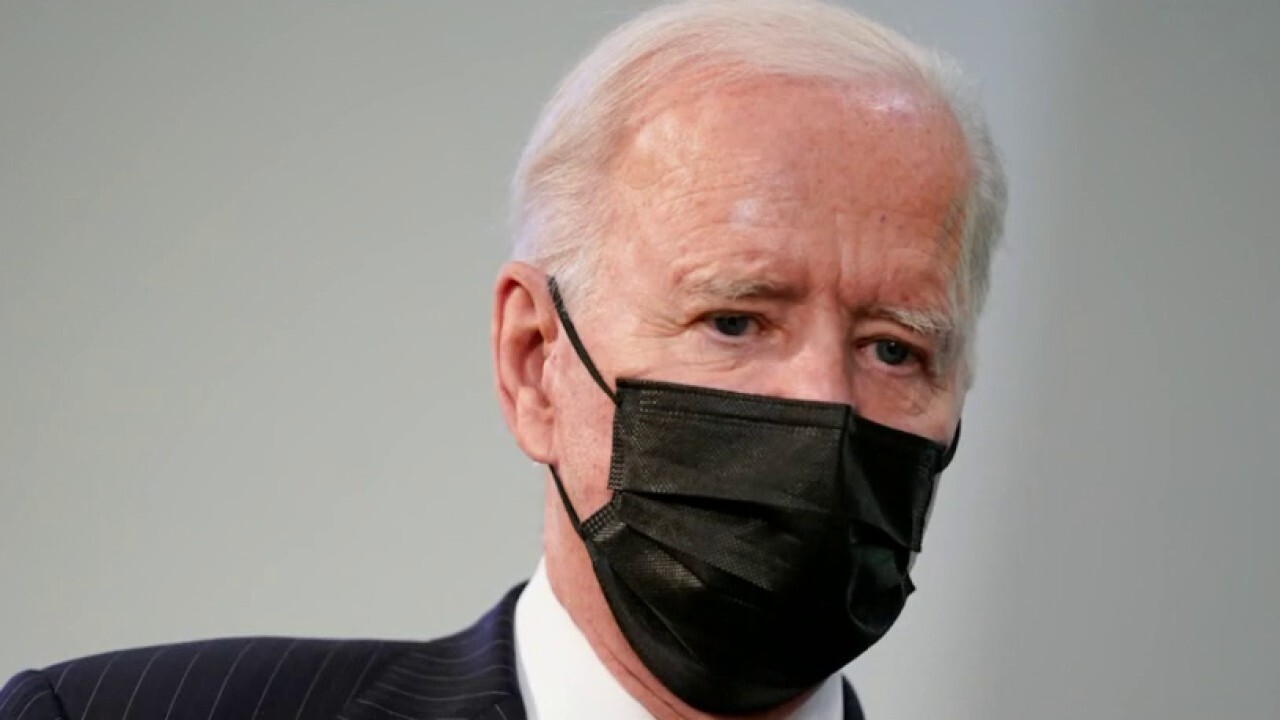Biden celebrates 150M vaccinations, claims 'we aren't at the finish line'